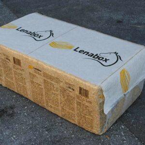 Lenabox bala slame v pakiranju 20 kg